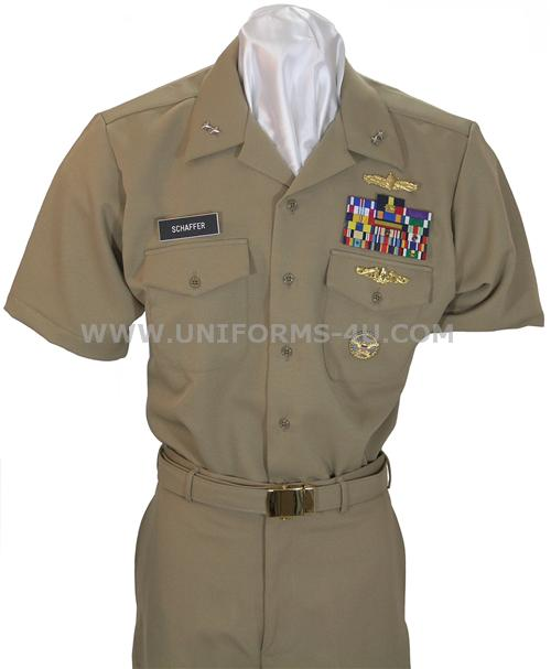 Khaki Uniforms